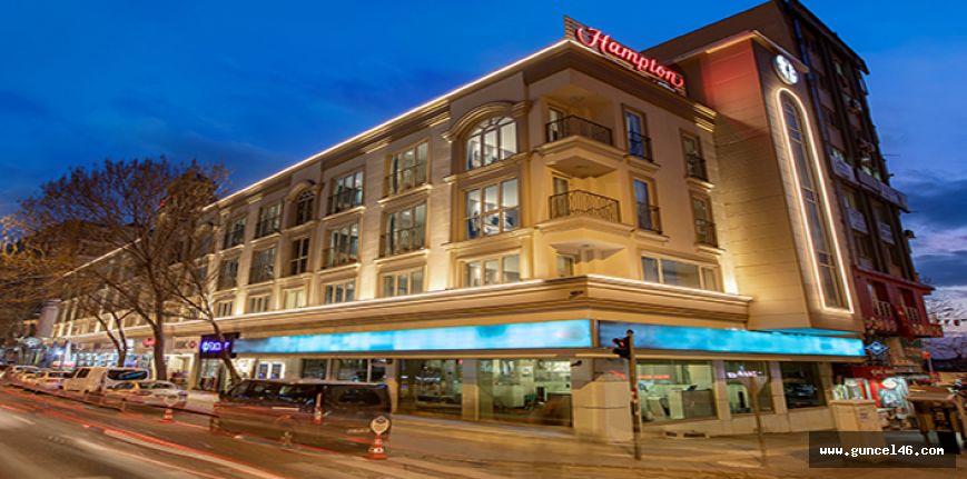 Hampton By Hilton Güvenli Turizm Sertifikasını aldı