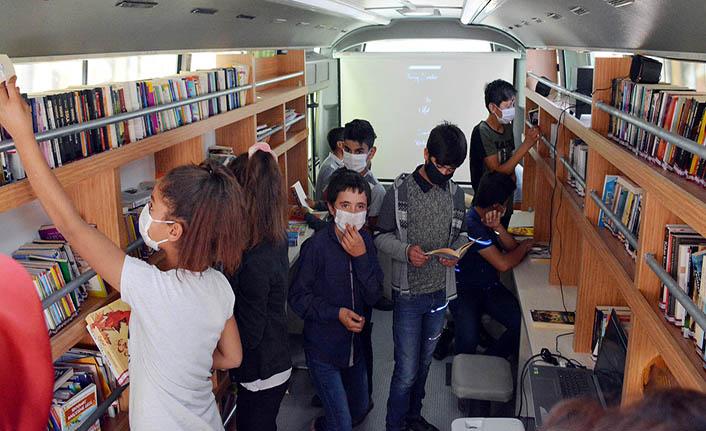 Gezi kütüphane faaliyetlerine yeniden başladı