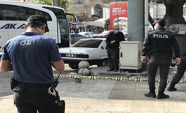 Karantinayı ihlal etti sokakta karantinaya alındı