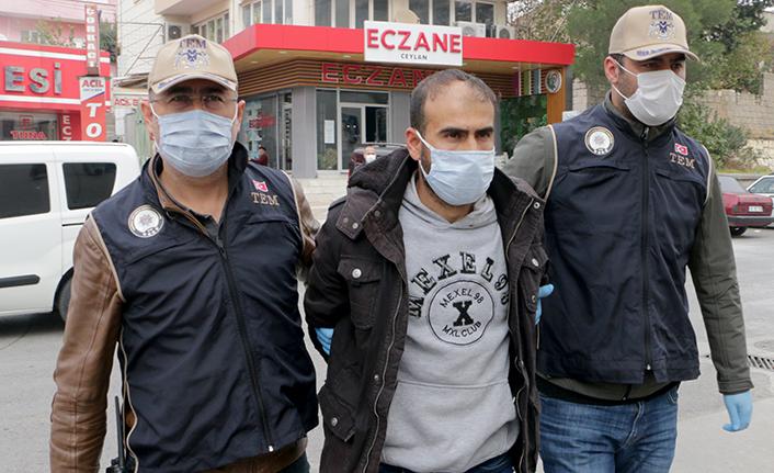 HDP'li başkan gözaltına alındı