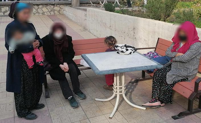 Kahramanmaraş'ta dilenci operasyonu