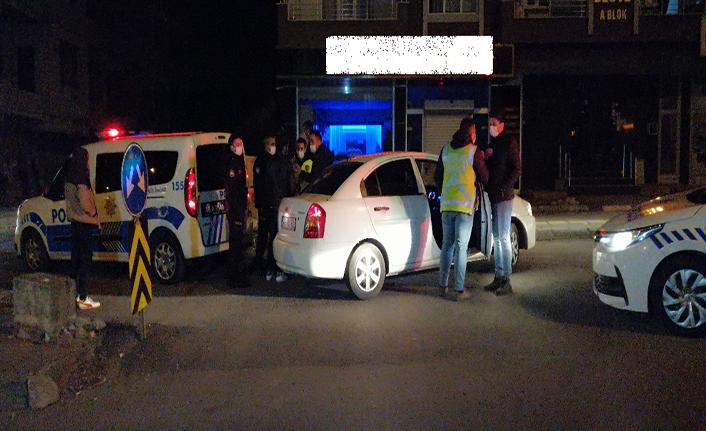 Polisten kaçan 3 kişiye ceza