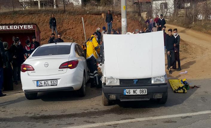Trafik kazasında ağır yaralanan kişi öldü