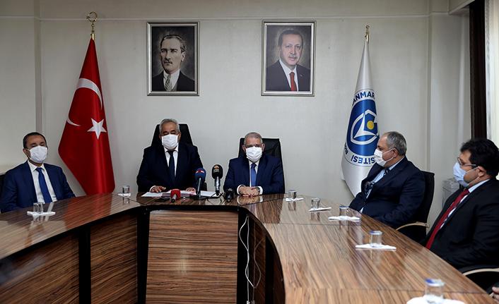 Onikişubat Belediyesi ile KİÜ arasında EXPO 2023 işbirliği protokolü imzalandı