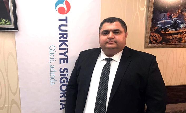 """Türkiye Sigorta yetkilisi """"Beşen sigortacılık"""" oldu"""