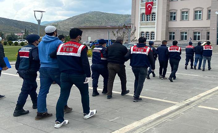 Kahramanmaraş Merkezli DEAŞ operasyonu