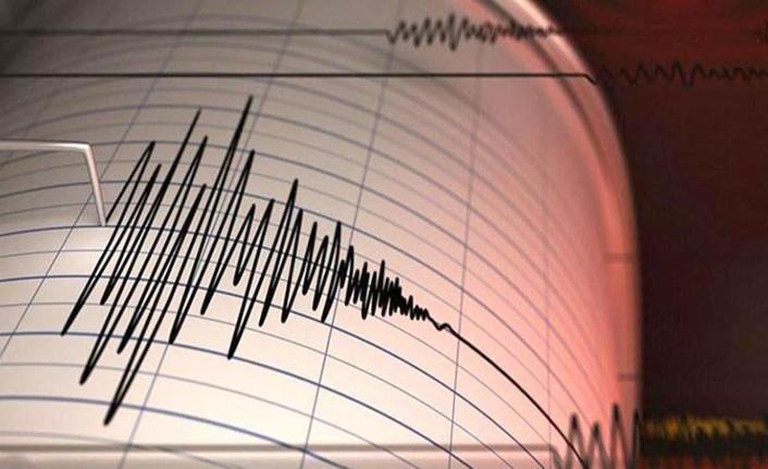 Kahramanmaraş'ın Andırın ilçesinde deprem