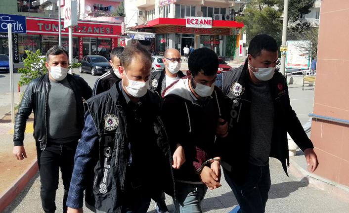 Uyuşturucu operasyonu: 3 kişi tutuklandı