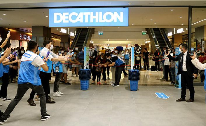 Decathlon, 40'ıncı mağazasını Sanko Park'ta açtı