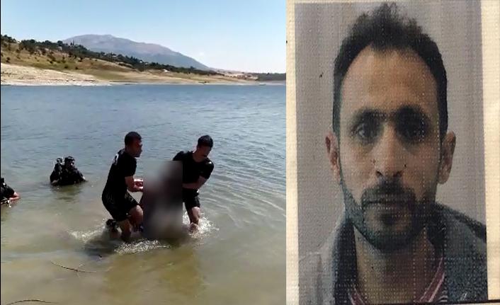 Baba ve çocuğu baraj göletinde boğuldu