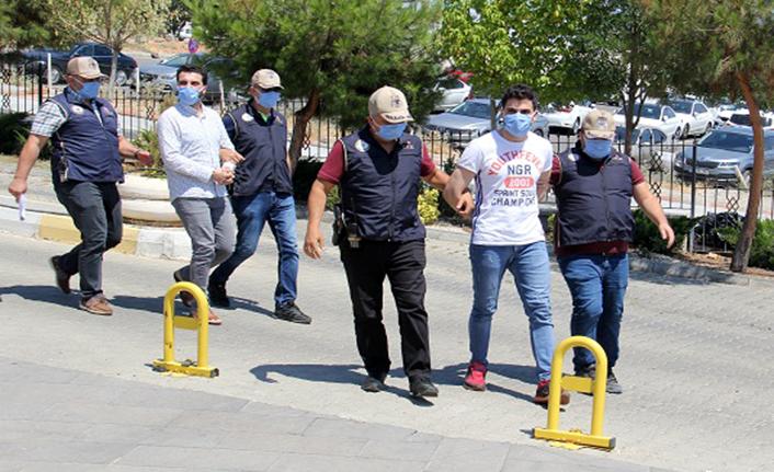 DEAŞ'ın finansal faaliyetine yönelik operasyon: 2 tutuklama