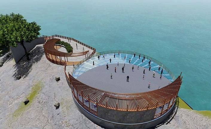 Ali Kayası turizme kazandırılıyor
