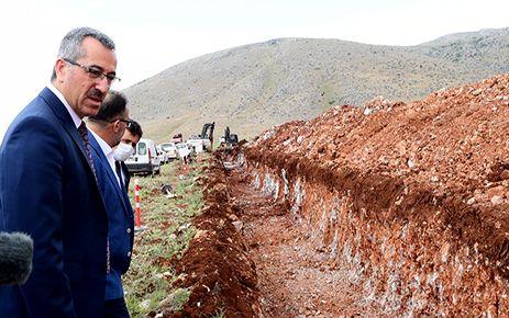 275 milyonluk içme suyu yatırımı