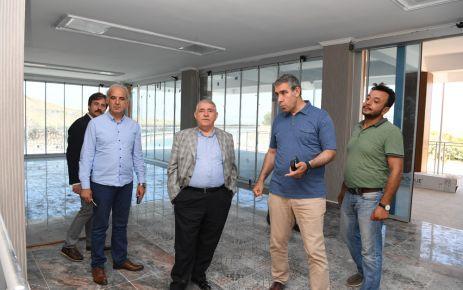 """""""9 KM UZUNLUĞINDA BİSİKLET VE YÜRÜYÜŞ YOLU"""""""