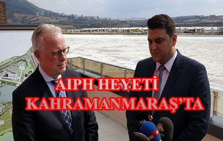AIPH heyeti EXPO 2023 için, Kahramanmaraş'ta