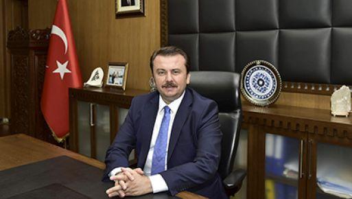 "BAŞKAN ERKOÇ'TAN ""İSTİKLAL MARŞI"" MESAJI…"