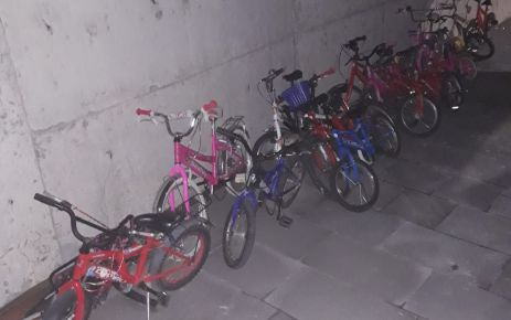 Bisiklet ve bebek arabası çalan kişi tutuklandı