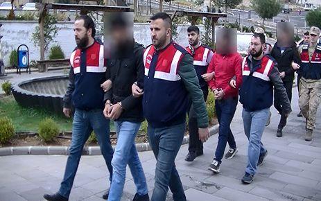 DEAŞ üyesi 3 kişi tutuklandı