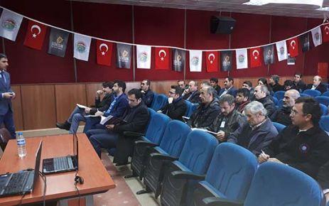 DOĞAKA 2018 YILI MALİ DESTEKLEME PROJESİ GÖKSUN'DA, ANLATILDI