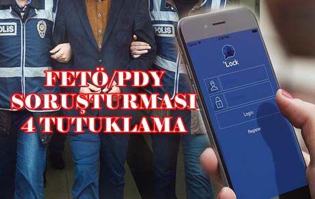 FETÖ/PDY SORUŞTURMASI