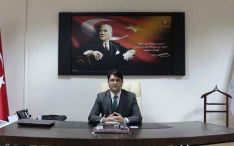 GENEL SEKRETER OPR. DR. SEMİH YANCAR'IN VEDA MESAJI