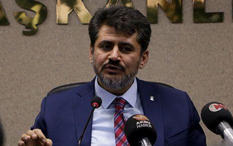 İl Başkanı Debgici'den kongre açıklaması