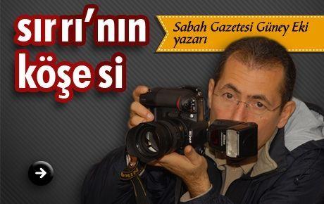 İŞTE BİZİM 'SIRRIMIZ' BURADA
