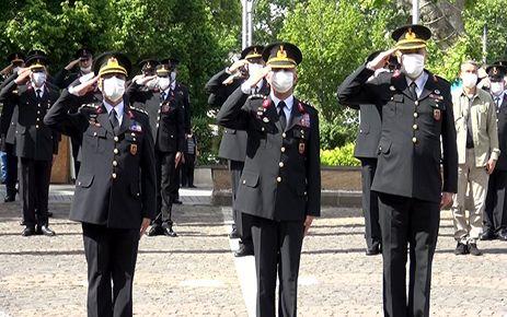 Jandarma Teşkilatının Kuruluşunun 181. yıl dönümü