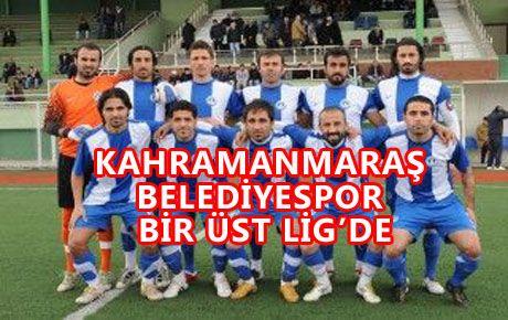 KAHRAMANMARAŞ BELEDİYESPOR FUTBOL TAKIMI 3.LİG'DE