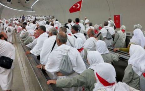 KAHRAMANMARAŞ'IN İLK HAC KAFİLESİ 4 AĞUSTOSTA