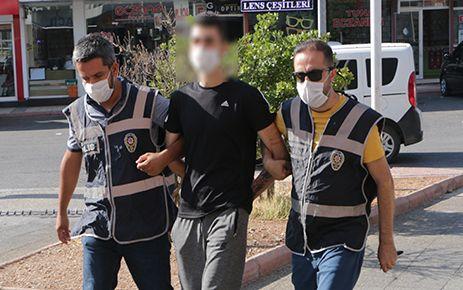 Kahramanmaraş'ta 16 yıl 8 ay hapis cezasıyla aranan kişi yakalandı