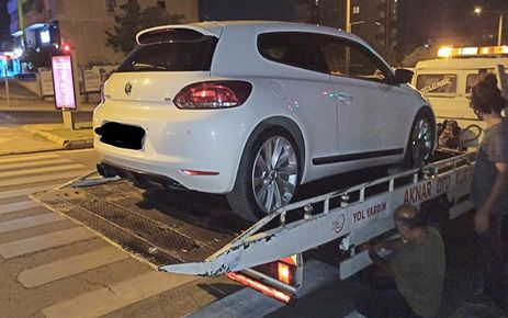 Kahramanmaraş'ta 21 bin araç denetlendi