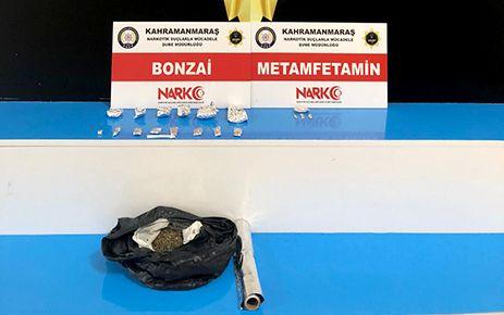 Kahramanmaraş'ta 6 torbacı tutuklandı