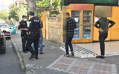 Kahramanmaraş'ta alkol satışı yapan tekel bayisine ceza