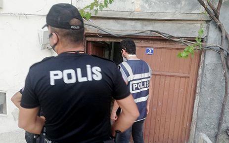 Kahramanmaraş'ta aranan 41 şüpheli yakaladı, 25'i tutuklandı