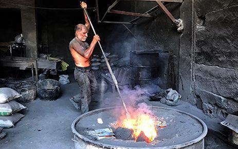 Kahramanmaraş'ta bin derece sıcakta ekmek kavgası