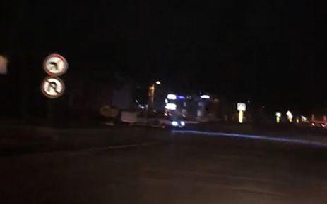 Kahramanmaraş'ta drift atan sürücüye ceza
