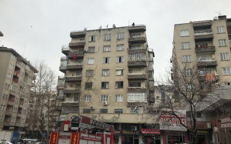 Kahramanmaraş'ta intihar girişimi
