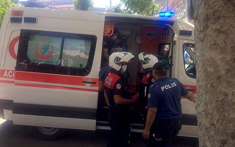 Kahramanmaraş'ta kezzaplı kadın şiddeti
