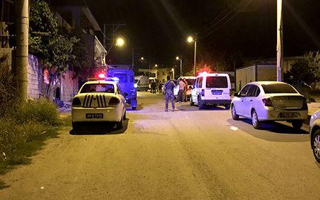 Kahramanmaraş'ta mahalle kavgası