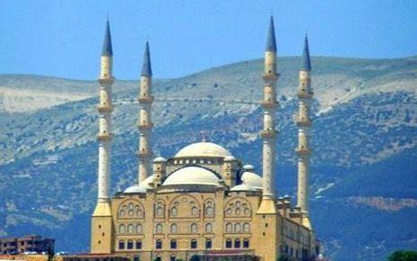 Kahramanmaraş'ta namaz kılınacak camiler