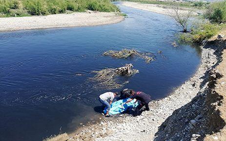 Kahramanmaraş'ta nehri geçmeye çalışırken boğuldu