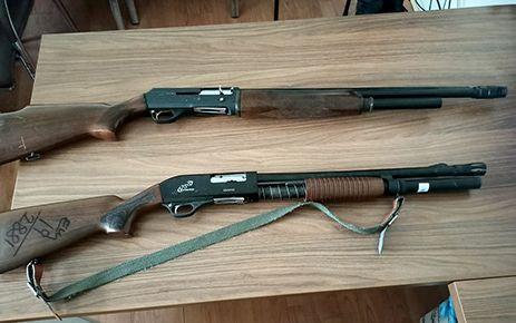 Kahramanmaraş'ta polis 3 günde 10 silahlı şahsı yakaladı