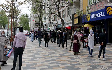 Kahramanmaraş'ta sokağa çıkma yasağı öncesi