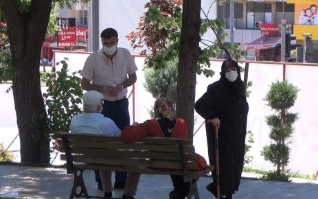 Kahramanmaraş'ta sokaklar renklendi