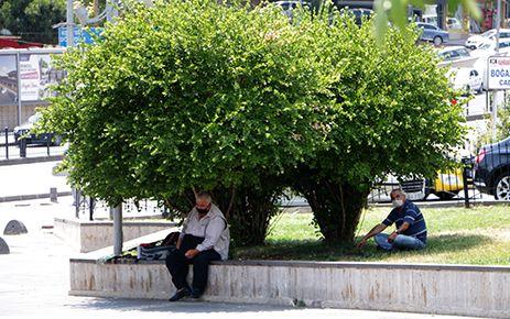 Kahramanmaraş'taki hava sıcaklığı