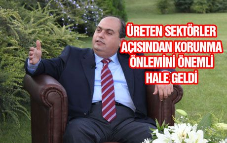 """KARAKÜÇÜK, 'KAHRAMANMARAŞ TÜRKİYE İPLİĞİNİN YÜZDE 35'Nİ ÜRETİYOR"""""""