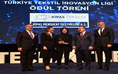 Kipaş'a inovasyon ödülü