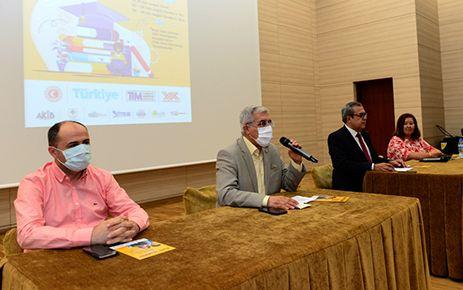 KSÜ Tekstil Mühendisliği Bölümü Burs toplantısı