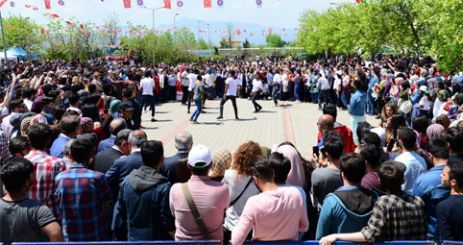 KSÜ'DE BAHAR ŞENLİKLERİ